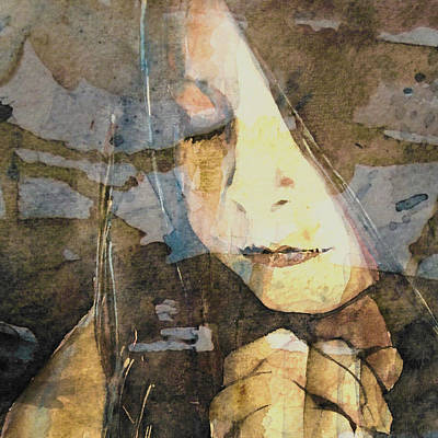 Question Painting - I Say A Little Prayer by Paul Lovering