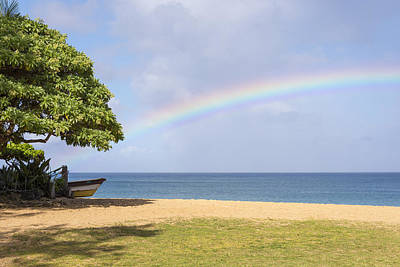 I Want To Be There Too - North Shore Oahu Hawaii Print by Brian Harig