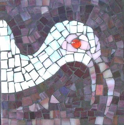 Ibis Mixed Media - Ibis by Patricia Rockwood