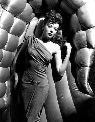 Ida Lupino, 1946 Print by Everett