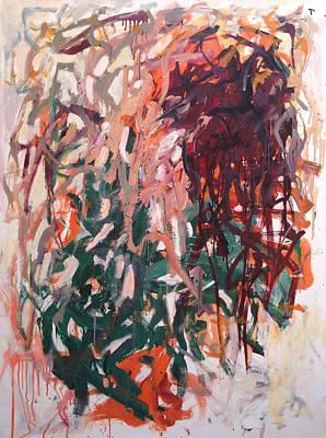 Painting - Ils Ne Savent Pas Que Vous Ne Savez Rien by Khalid Alzayani