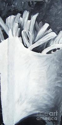 Painting - Im Lovin It by Joseph Palotas