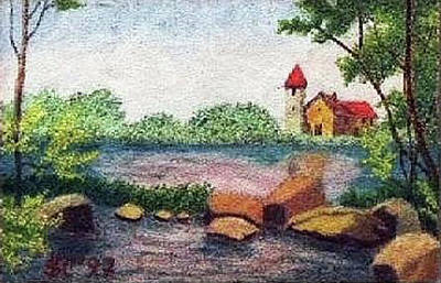 Colored Pencil Painting - Image 020 by Vincent Consiglio