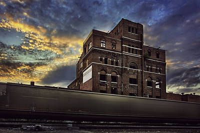 Interstate Photograph - Imperial Brewery by Thomas Zimmerman