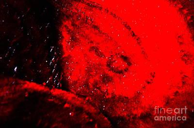 Bloody Mary Photograph - Implosion by Eva Maria Nova