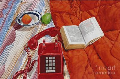Eternal Life Painting - In A Moment by James Cassel