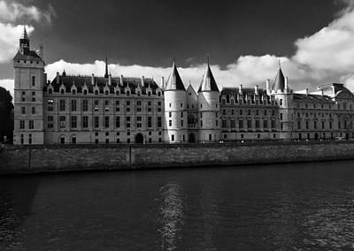Photograph - In A Paris Summer by Marty Cobcroft