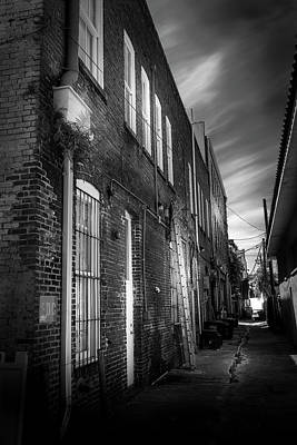 Ybor City Photograph - In Back by Marvin Spates