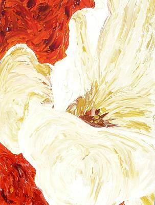 In Bloom Print by Darlene Keeffe