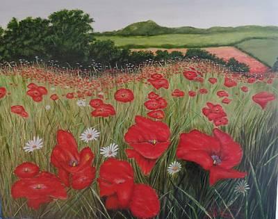 In Flander's Field Original by Xavier Maumus