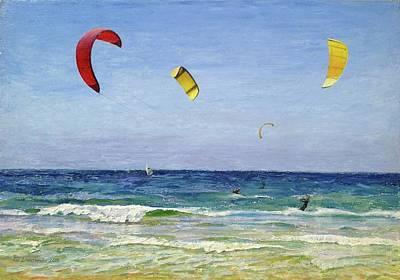 In The  Wind Original by Gregory Doroshenko