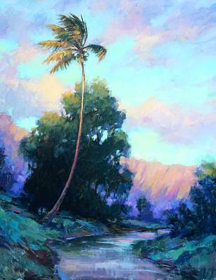 Painting - By The Dawns Early Light by Jenifer Prince