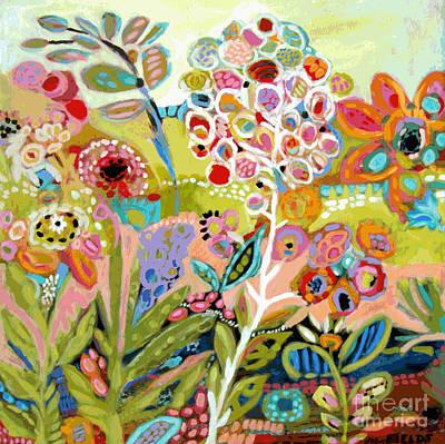 In The Moment Original by Karen Fields