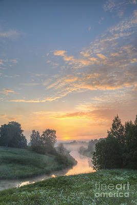 Salo Photograph - In The Morning At 04.27 by Veikko Suikkanen