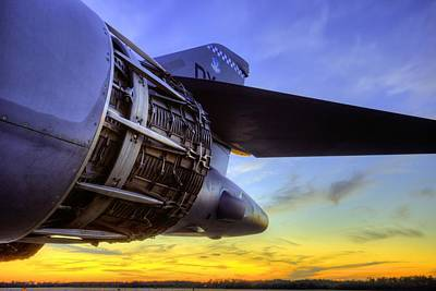 B1b Photograph - In Thrust We Trust by JC Findley