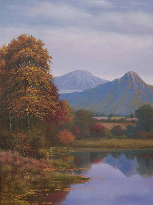 Indian Summer Revisited Print by Sean Conlon