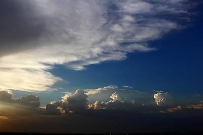 Digital Art - Infinite Sky by Dan Stone