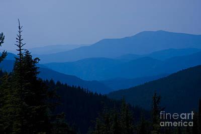 Mountain Photograph - Infinity by Idaho Scenic Images Linda Lantzy