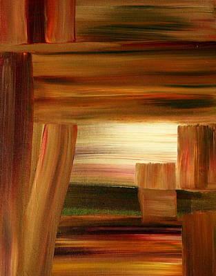 Inner Child Original by Julie Lueders