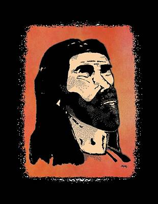 Jesus The King Mixed Media - Inspirational - The Master by Glenn McCarthy Art and Photography