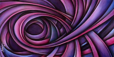 Inspirational Painting - Inspire by Michael Lang