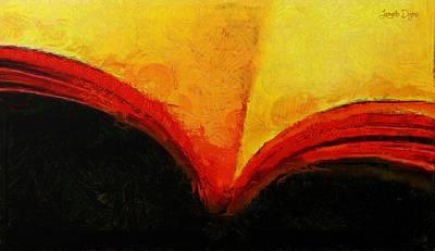 Inspiring Digital Art - Inspiring Book - Da by Leonardo Digenio