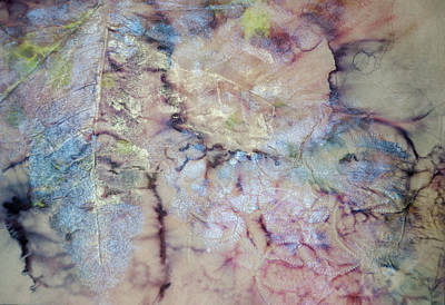 Unexpected Quality Mixed Media - Intaglio by Don  Wright