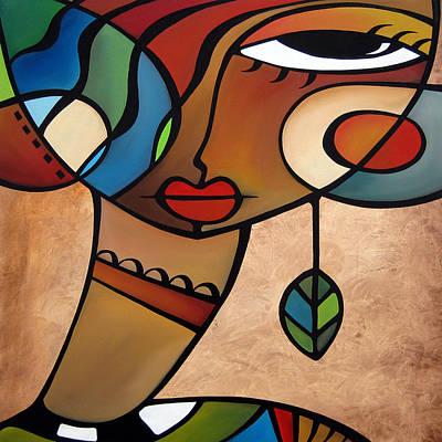 Fidostudio Painting - Interlude by Tom Fedro - Fidostudio