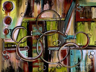 Interwoven Original by Patty Vicknair