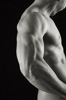 Nude Men Photograph - Intricacies by Thomas Mitchell