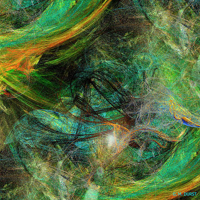 Intricate Love Original by Michael Durst