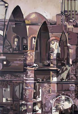 Iraq Painting - Iraq by Saleh Almasri