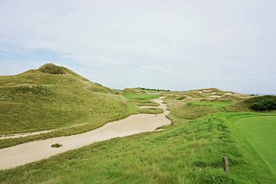 Photograph - Irish Course Beauty by Scott Pellegrin