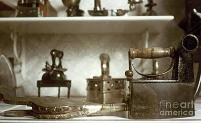 Iron, 19th Century Print by Granger