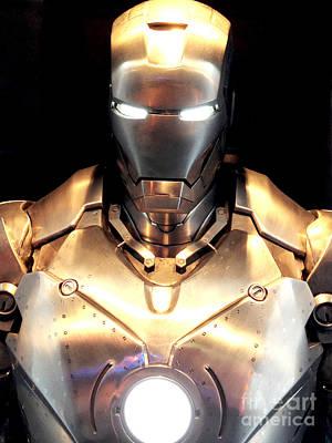 Iron Man 3 Print by Micah May