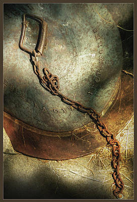 Concrete And Iron Digital Art - Ironworks by John Anderson