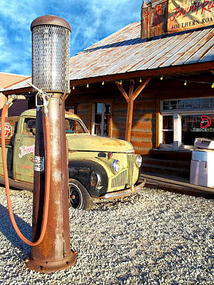 Is That You - Route 66 California Print by Glenn McCarthy Art and Photography