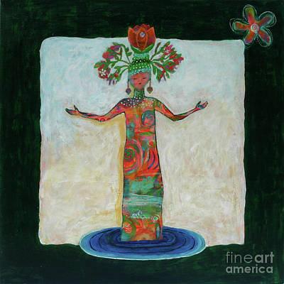Painting - Isa by Jade