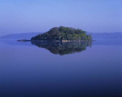 Photograph - Isle Of Innisfree, Lough Gill, Co by The Irish Image Collection