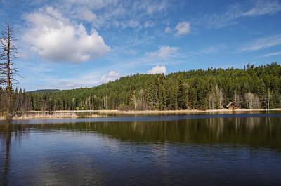 Kamloops Photograph - Isobel Lake 3 by Harvey Dalley
