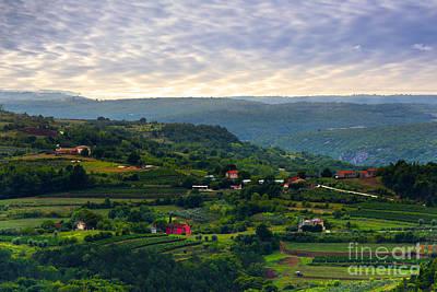 Plato Photograph - Istria by Svetlana Sewell