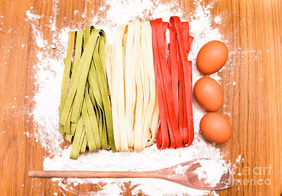 Italian Cooking Print by Jorgo Photography - Wall Art Gallery