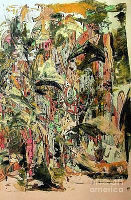 Landscape-like Art Painting - Italian Riviera 3 by Nancy Kane Chapman