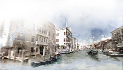 Italy 21 Print by Jani Heinonen