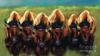 Its All Bull Original by Frances Marino