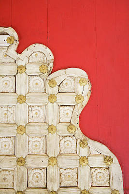 Rajasthan Photograph - Ivory Door by Romana Chapman