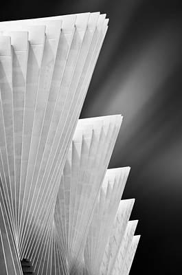 High Speed Photograph - Ivory Gates by Michiel Hageman