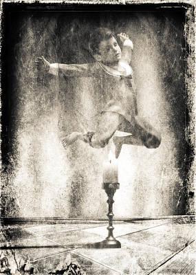 Fantasy Photograph - Jack Be Quick by Bob Orsillo