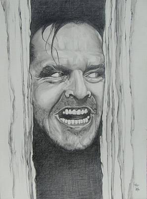 Jack Nicholson Original by Stephen Sookoo
