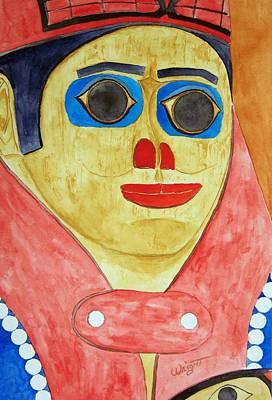 Jacko King Of Pop Original by Larry Wright